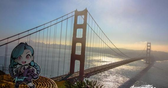 Wandering Jinx – San Francisco, U.S.A.